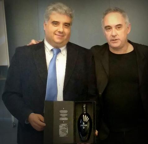 Ferran Adria y Goldlis