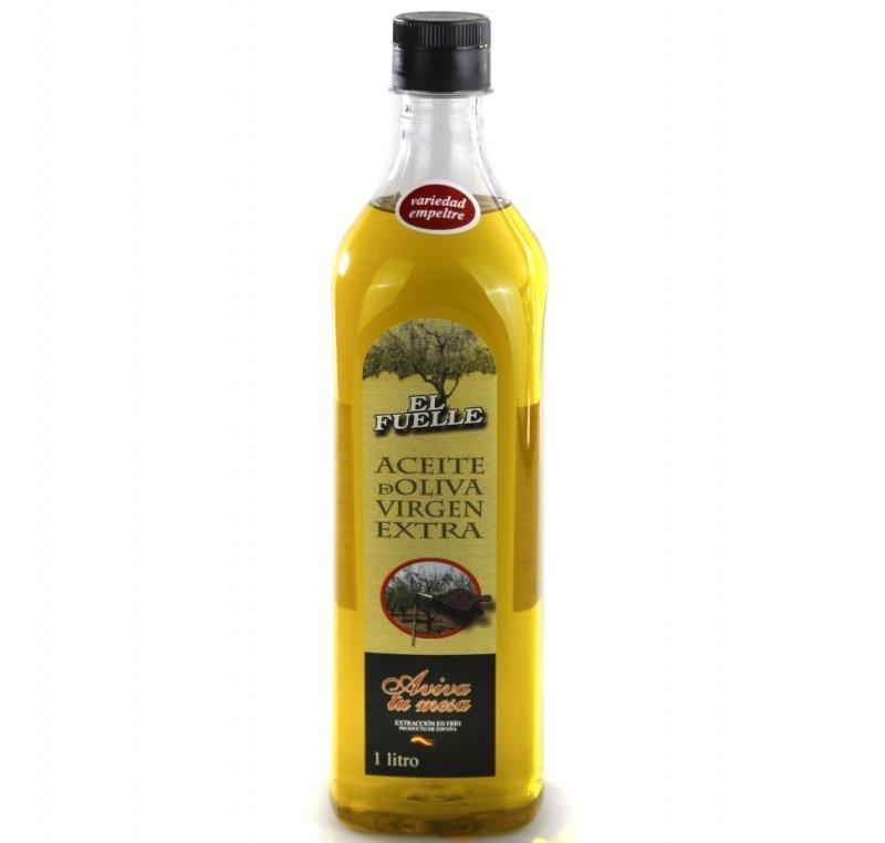 etiqueta consumo aceite oliva