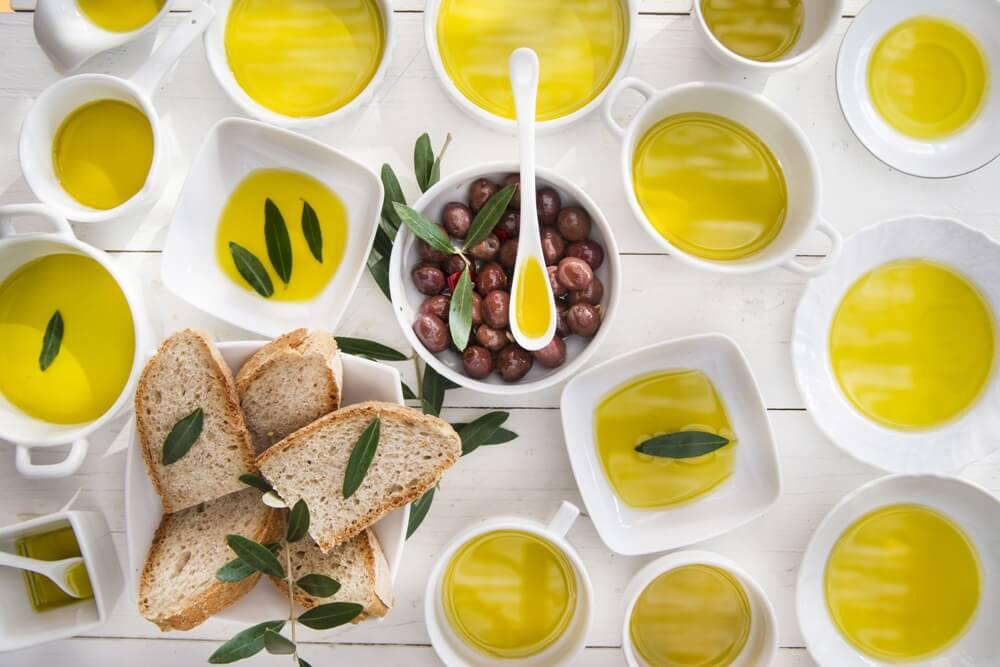 calorias aceite oliva