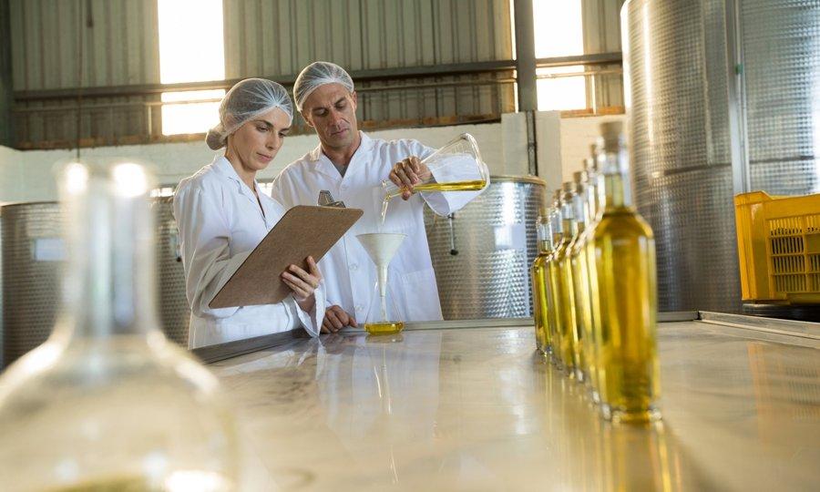 envase calidad aceite