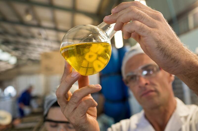 indice acidez aceite oliva