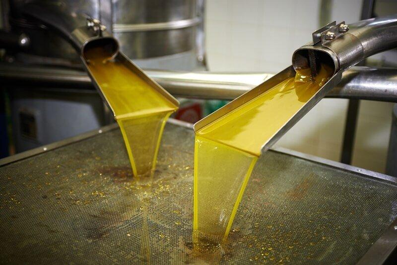 densidad aceite oliva virgen extra