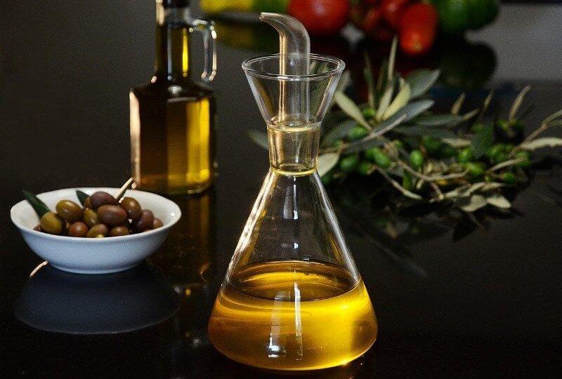 aceite oliva crudo