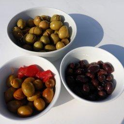 olivas naturales aragón