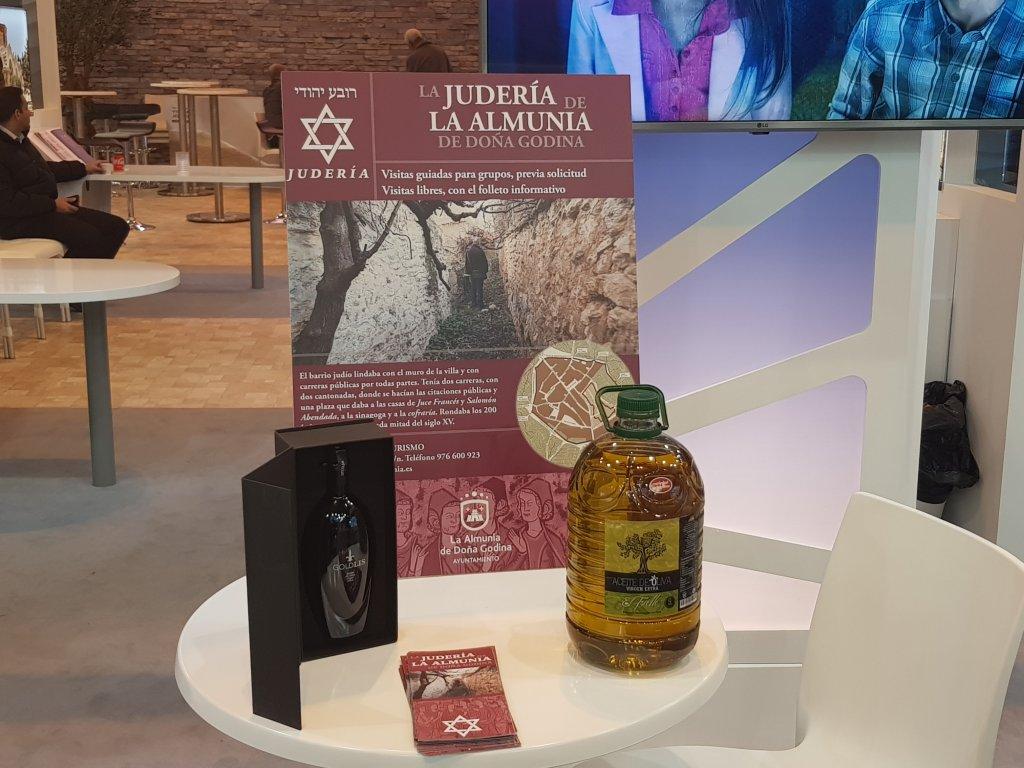 aceite oliva kosher judería la almunia
