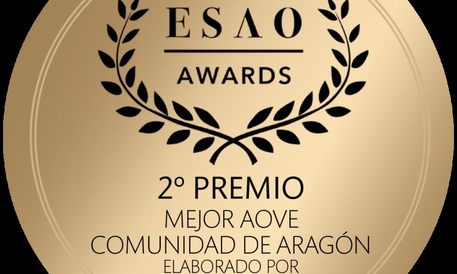 premio-mejor-AOVE-aragon-productor 2020